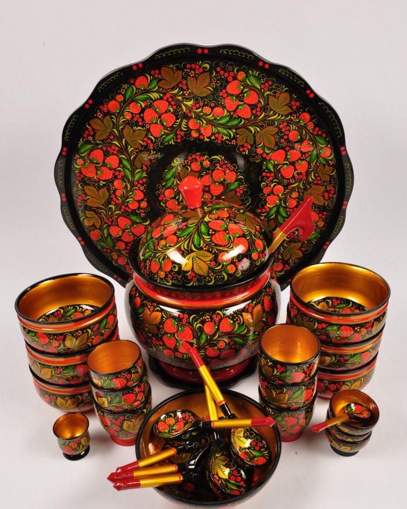 традиционные русские предметы быта картинки
